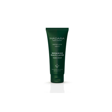 MÀDARA Infusion Vert Intense Multi-layer Repairing Hand Cream 75 ml