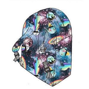 Classic Backpack - Girls in Space