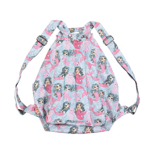 Drawstring Backpack - Mermaids Reboot