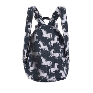 Drawstring Backpack - Unicorns