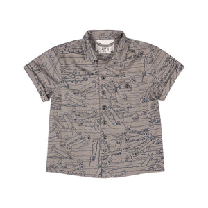 Short Sleeve Shirt - Gators