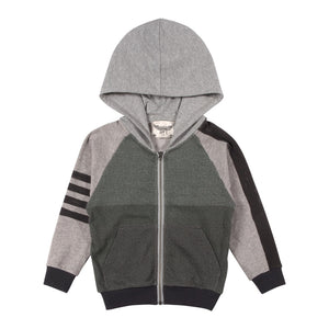 Classic Hoodie - Four Stripes