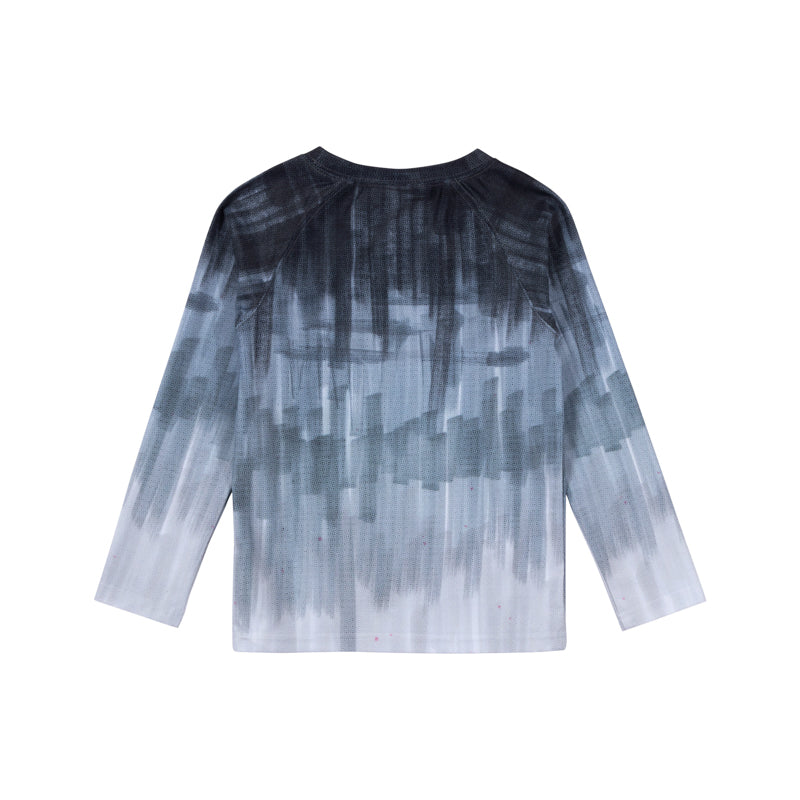 Long Sleeve Rashie - Texta Ombre