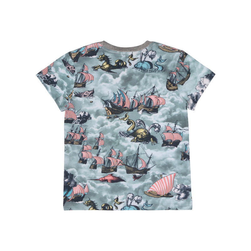 Classic T-shirt - Sailing High