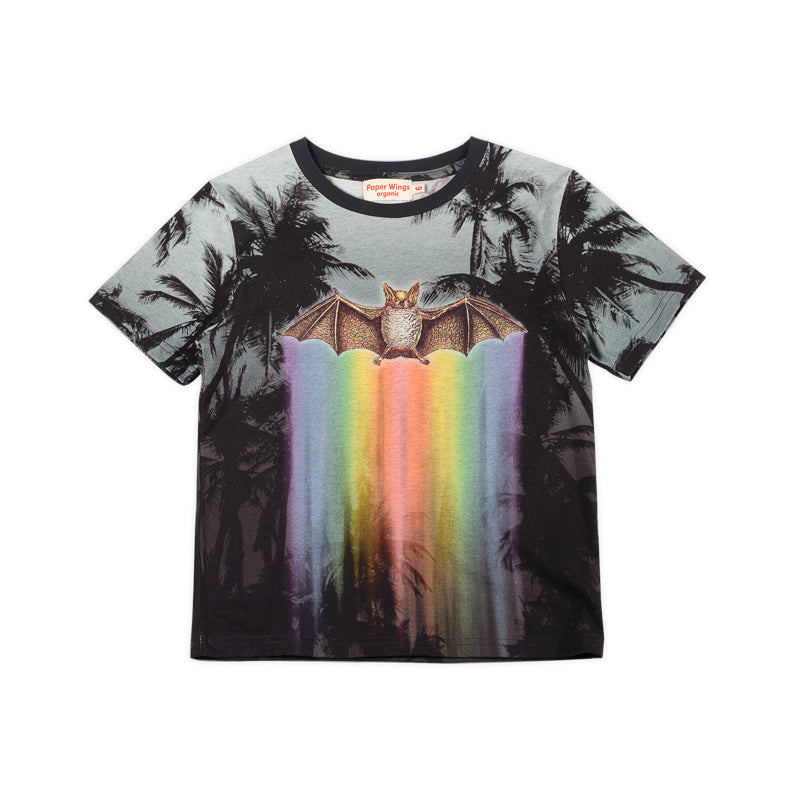 Classic T-shirt - Rainbow Bat