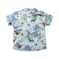 Short Sleeve Shirt - Tropic