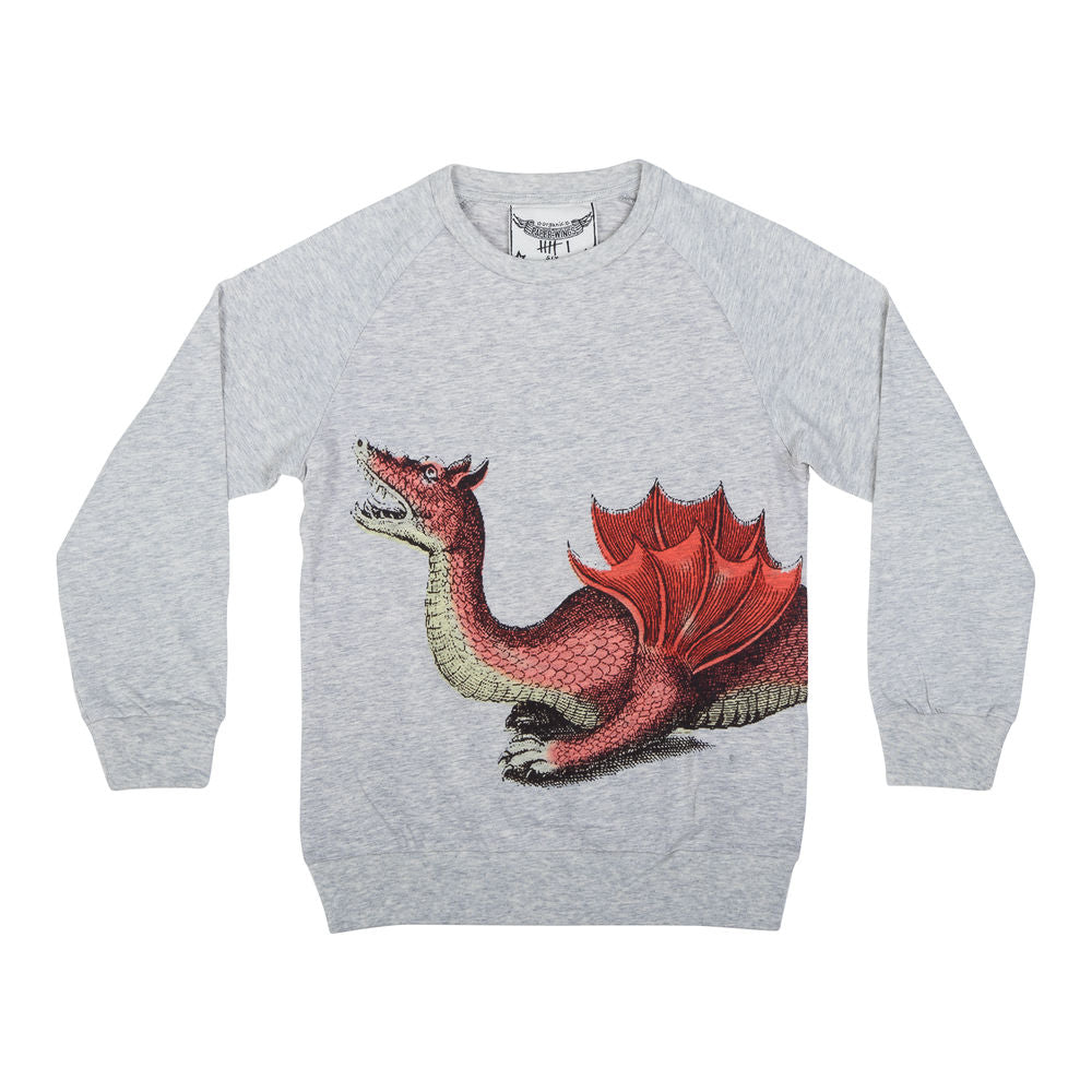 Light Weight Sweater Knit - Dragon Wrap