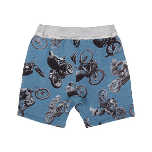 Fleece Pocket Shorts - Up Hill Battle