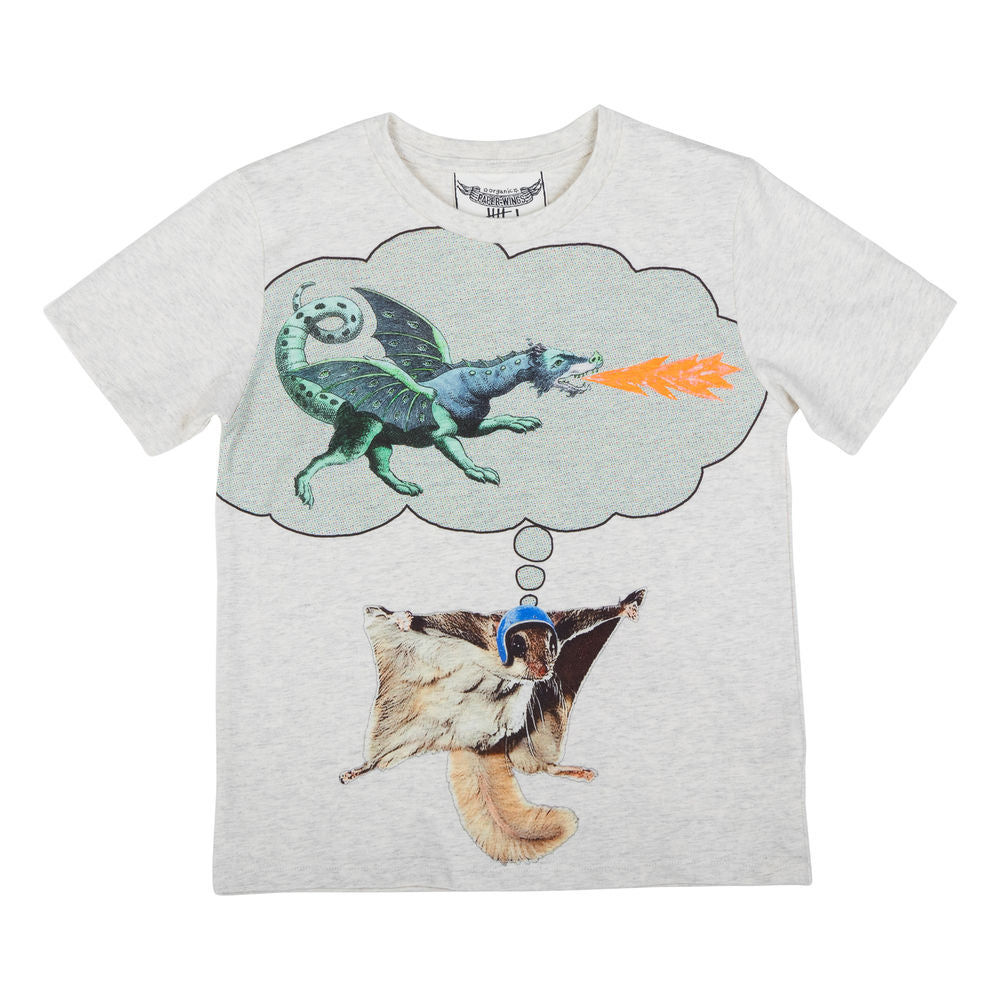 Classic T-shirt - Dragon Dreaming