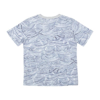 Classic T-shirt - Waves