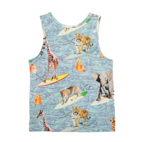 Classic Singlet - Surfs Up