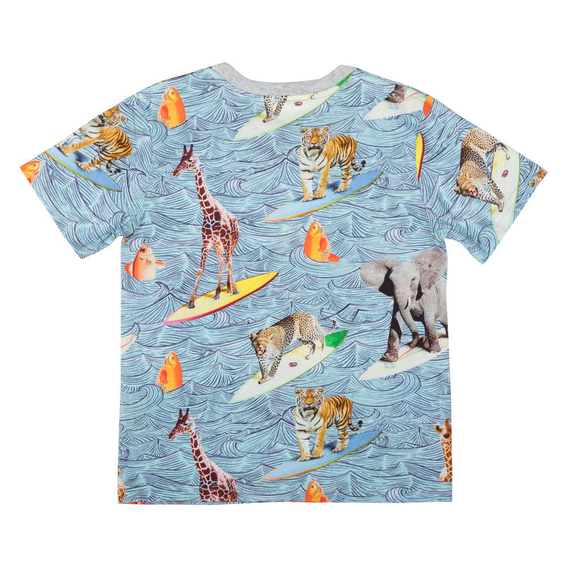 Classic T-shirt - Surfs Up