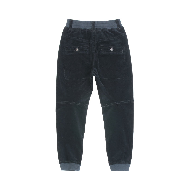 Cord Slouch Trousers