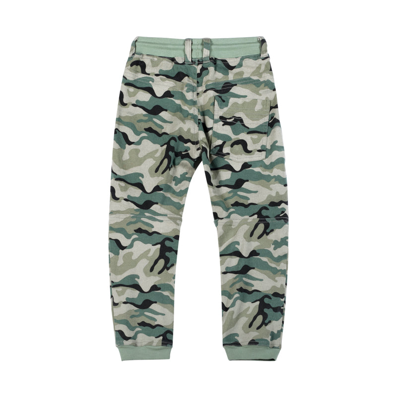 Camo Trousers