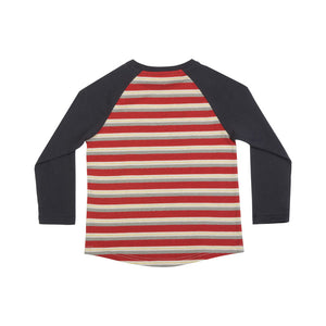 Long Sleeve Raglan T-shirt - Champ