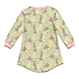 Long Sleeve Nightie - Easter Dreaming
