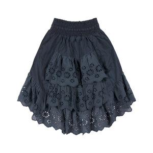 Lace Bustle Skirt