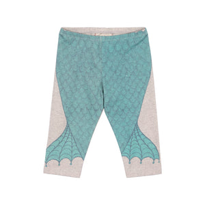 3/4 Legging - Mermaid Tale