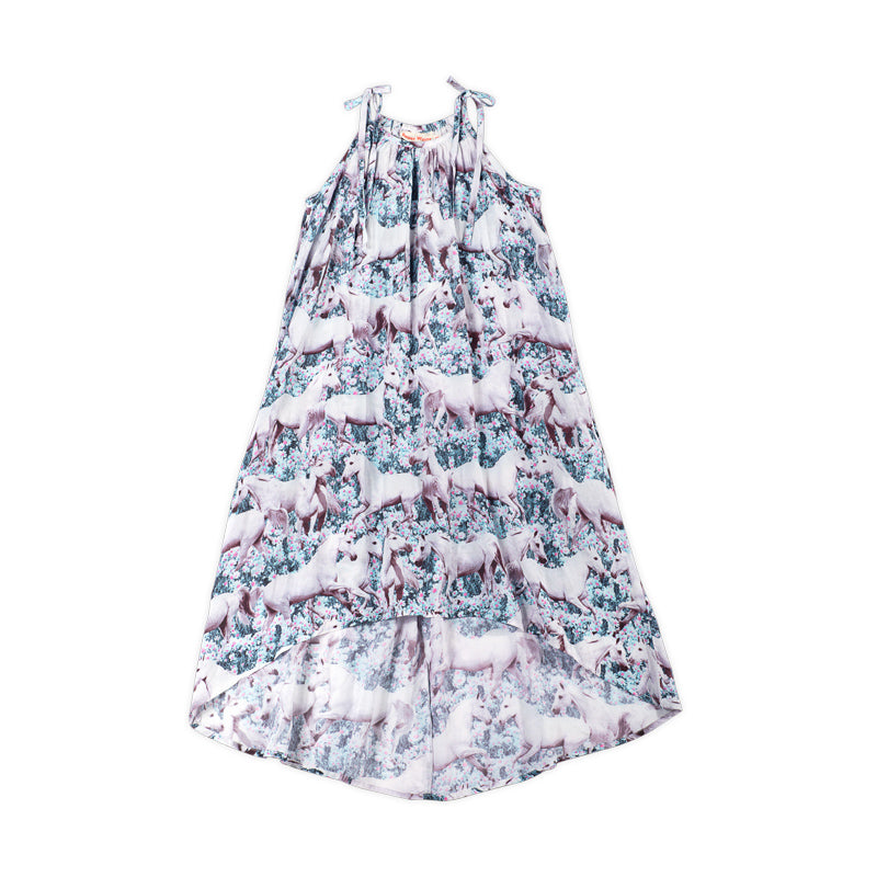 Maxi Dress with Ties - Dream Field