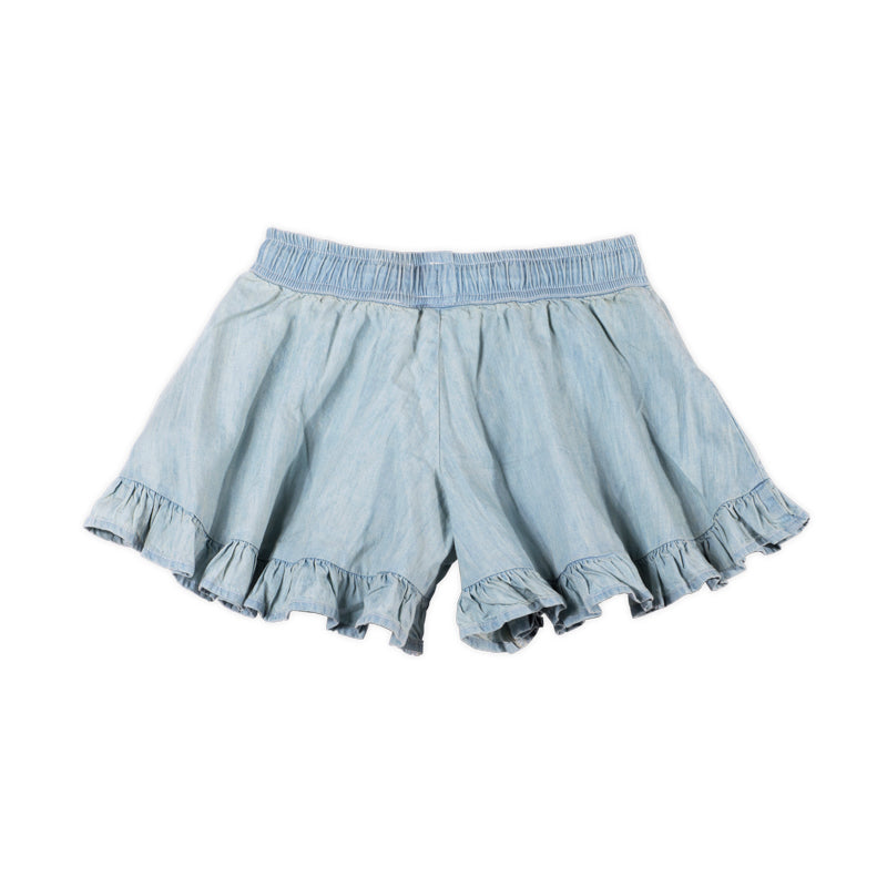 Frilled Shorts