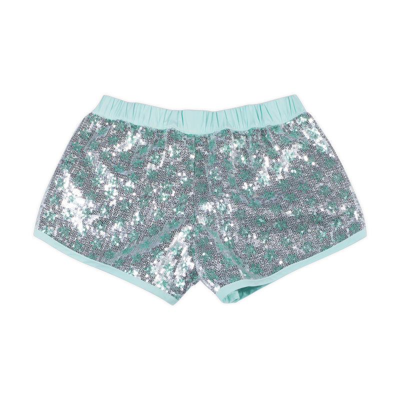 Sequin Shorts - Stars