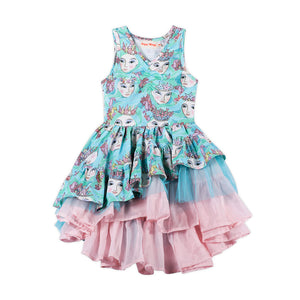 Tutu Dress - Mermaids