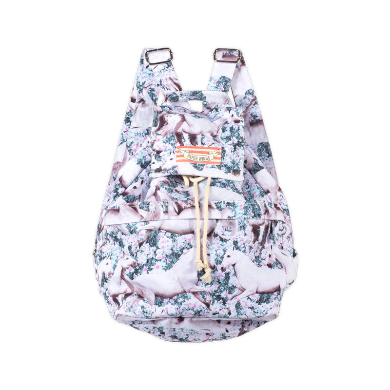 Drawstring Backpack - Dream Field
