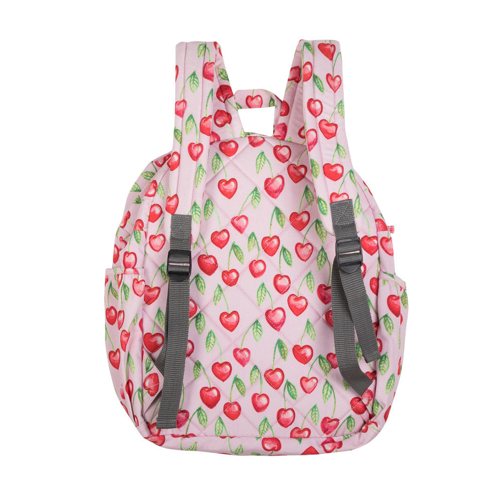 Classic Backpack - Heart Cherries