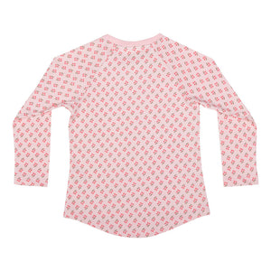 Long Sleeve T-shirt - Vintage Flower