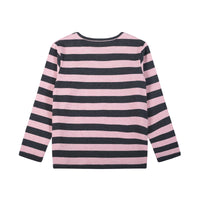 Classic Fitted T-shirt - Pink Stripe