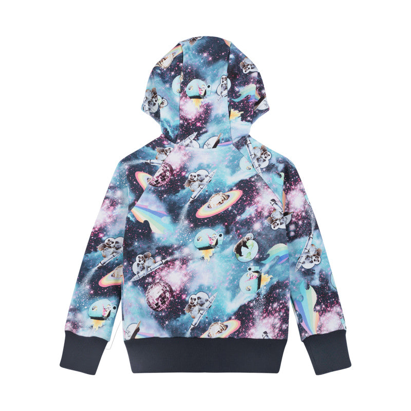 Classic Hoodie - Girls in Space
