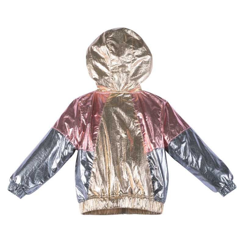 Metallic Spray Jacket
