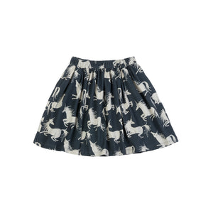 Gathered Skirt - Unicorns