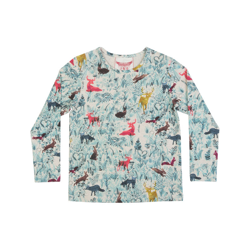 Classic Long Sleeve T-Shirt - Forest