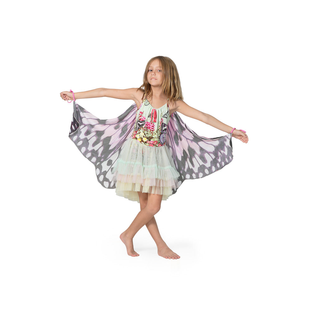 Butterfly Wings - Pink