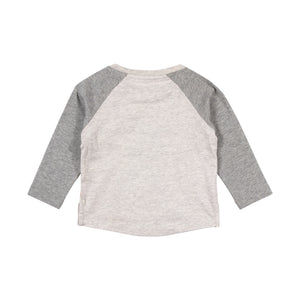 Raglan Long Sleeve T-shirt - Bang Bang