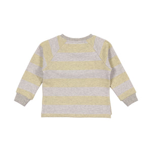 Light Weight Raglan Sweater - Packed