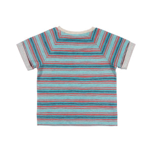 Cuff Raglan T-shirt - Swash Buckler