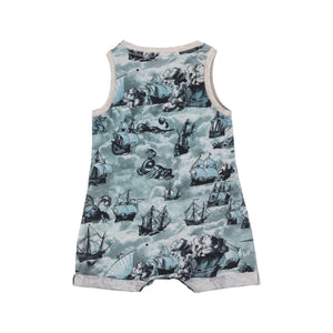 Tank Romper - Sailing High