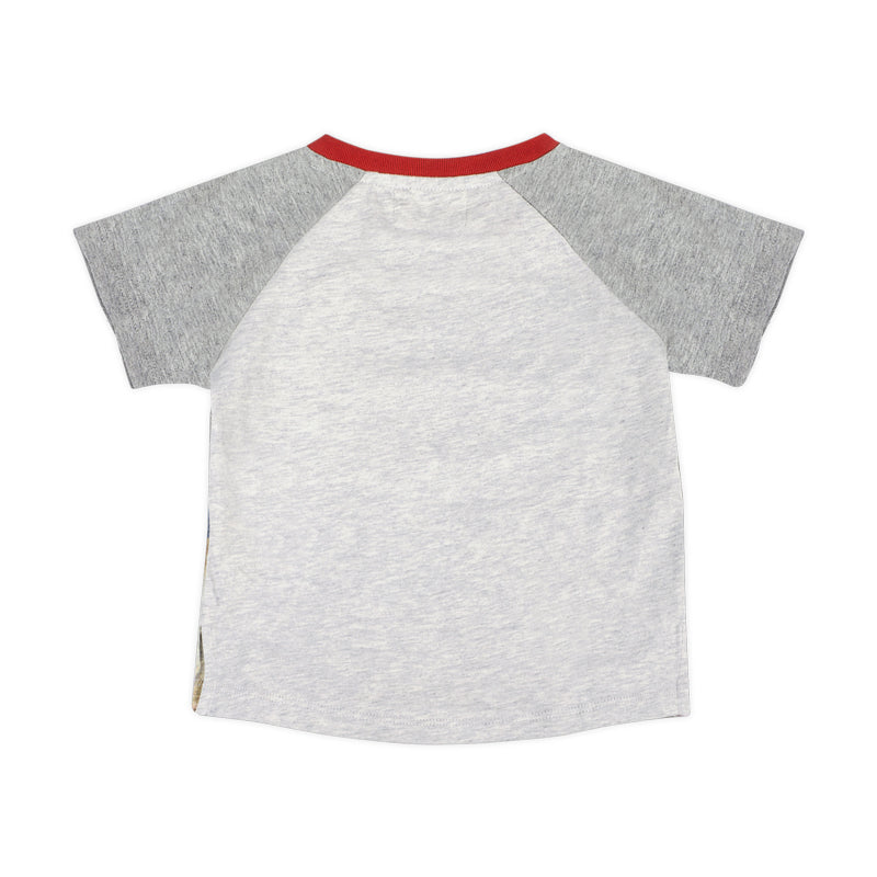 Short Sleeve Raglan T-shirt - LW Motel