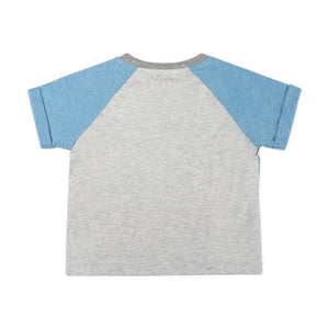 Raglan T-shirt - Happy Snapper