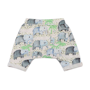 Cuff Trackies - Elephants