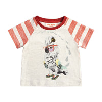 Raglan T-shirt - Cockie