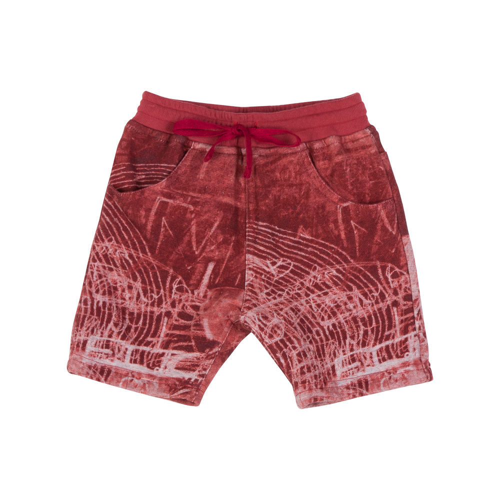 Trackie Shorts - Rust Board