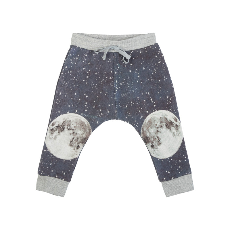 Fleece Trackies - 2 Moons