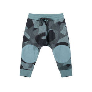 Patch Trackies - Camo