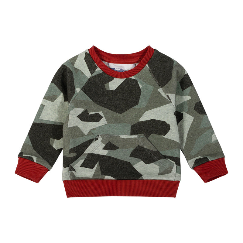 Raglan Sweater - Little Cool Dude