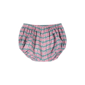 Jersey Bloomers - Texta Heart Weave