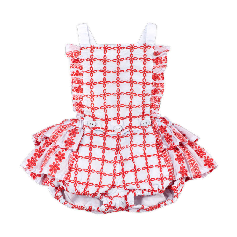 Pinafore Lace Bloomers
