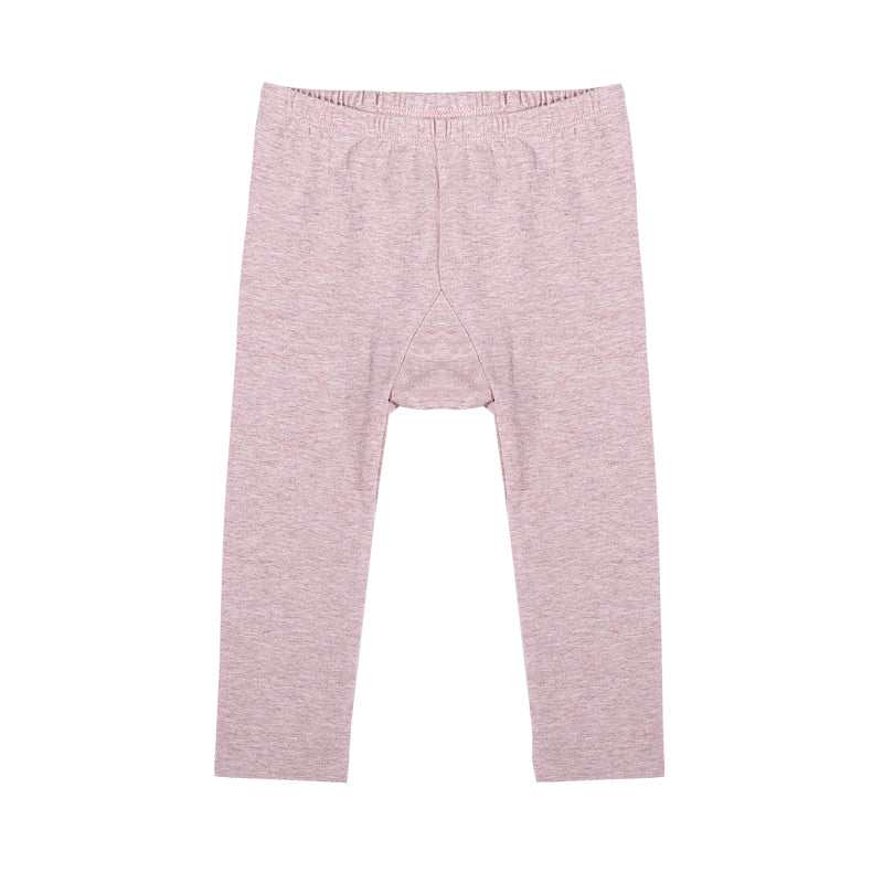 Leggings - Pink Marle